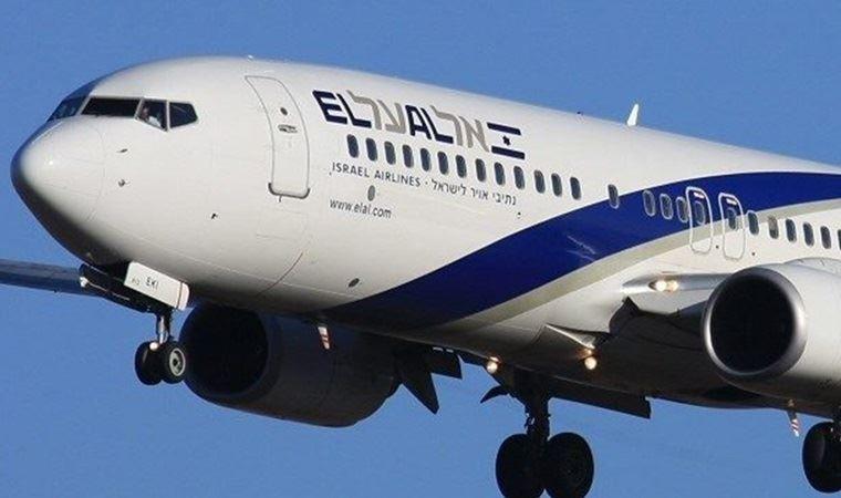 İsrail yolcu uçağı 10 yıl sonra Türkiye'de