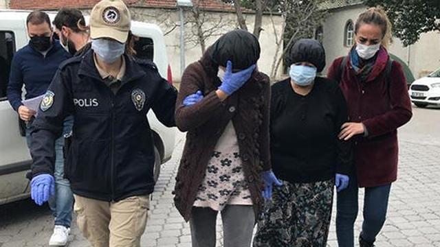 1 haftalık bebeğini çöpe bırakan vicdansız anne tutuklandı
