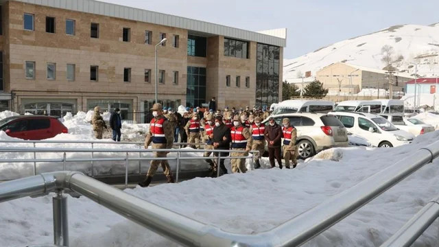 Bitlis'te terör operasyonu: 5 kişi tutuklandı