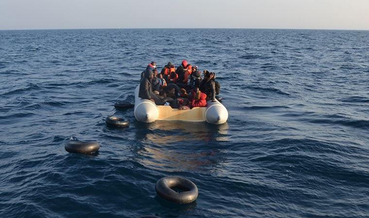 İzmir'de 123 sığınmacı daha kurtarıldı