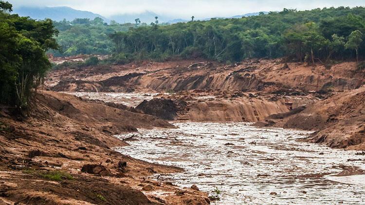 Brumadinho felaketi için 7 milyar dolar tazminat!