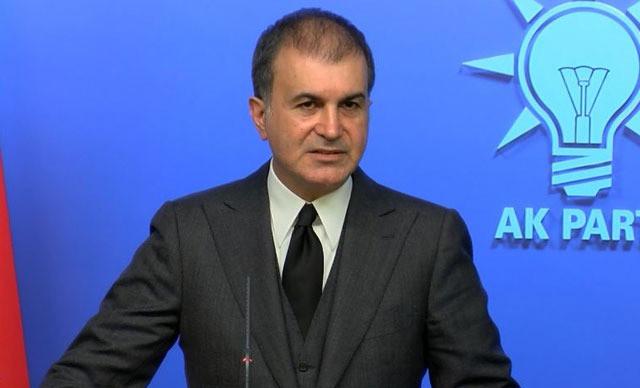 AK Parti Sözcüsü Ömer Çelik'ten Muharrem İnce açıklaması