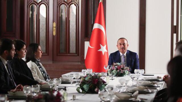 Dışişleri Bakanı Çavuşoğlu, Umman'da