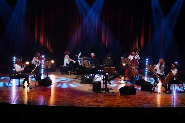 Dünyanın tüm tangoları CRR'de ''Tango Neva'' konserinde