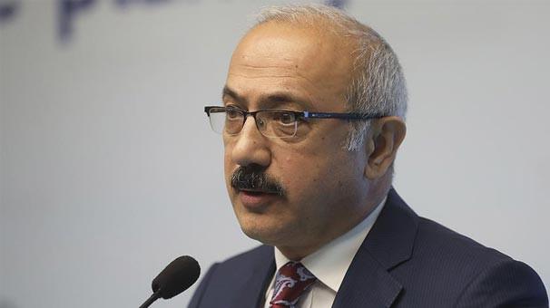 Bakan Elvan: ''2020'yi büyümeyle kapatan nadir ülkelerden olduk''