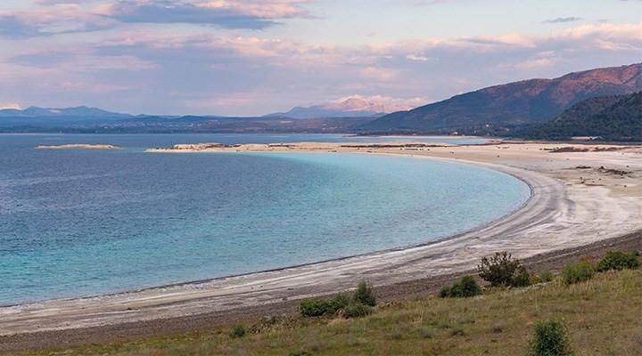 Salda Gölü İÇİN UNESCO'ya başvurdular