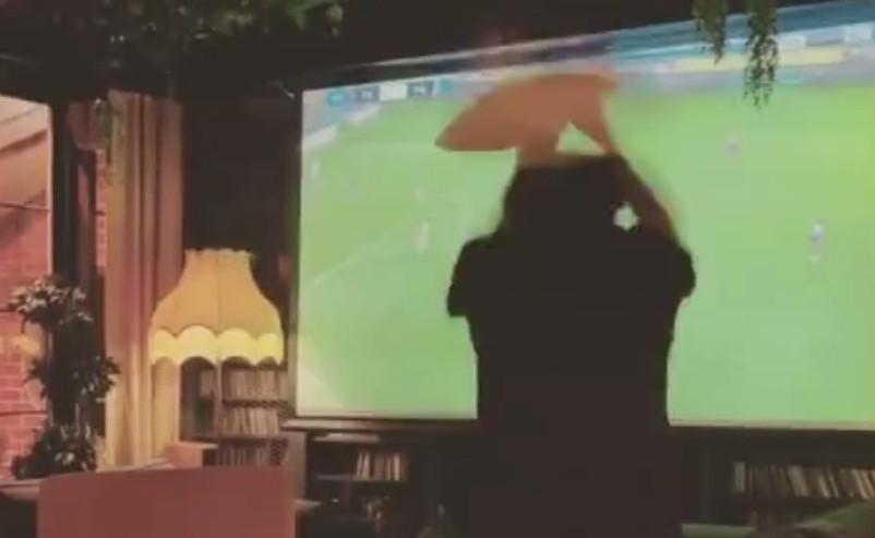 Fenerbahçe'nin kaçırdığı gol sonrası Fazıl Say'ın tepkisi olay oldu