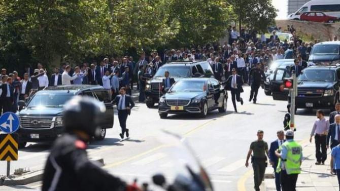 Erdoğan'ın koruma kalkanının faturası ortaya çıktı