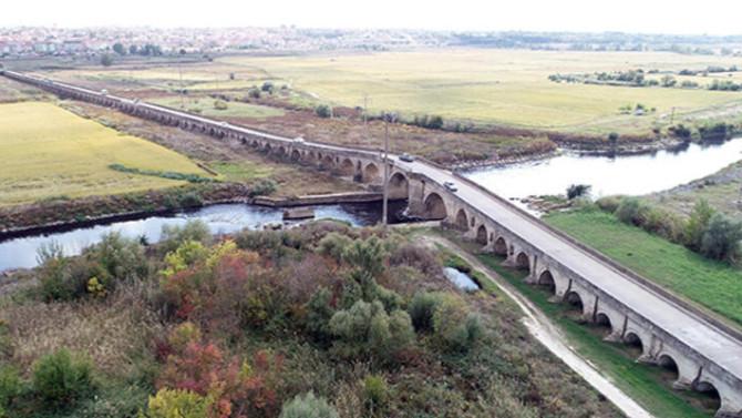 Dünyanın en uzun taş köprüsünde restorasyon başlıyor