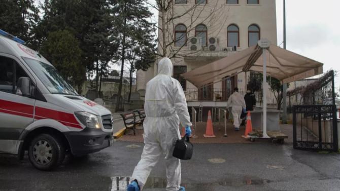 İstanbul'da cami tuvaletinde intihar etti