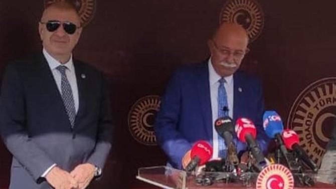 Ümit Özdağ ve İsmail Koncuk yeni parti kuruyor