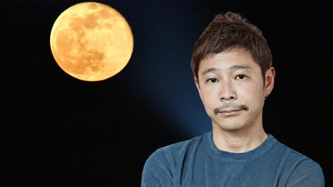 Japon milyarder Ay yolculuğu için 8 kişi arıyor!