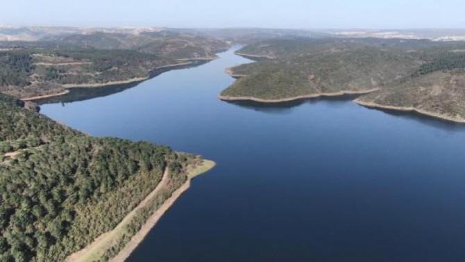 İstanbul Barajları'ndaki son durum açıklandı