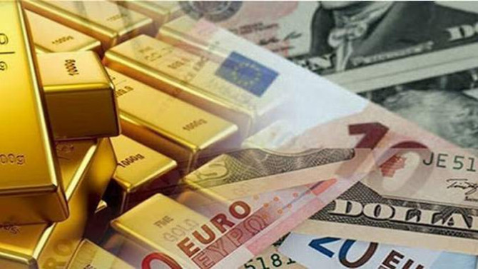 Enflasyon rakamları sonrası dolar, euro ve altında son durum