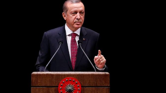 Erdoğan'dan aynı soruya 2 ayrı yanıt