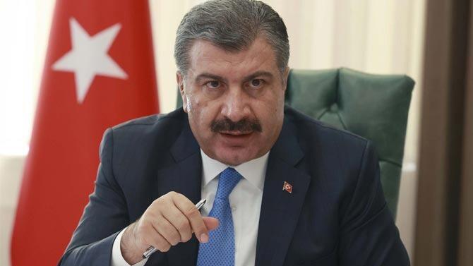 Bakan Koca'dan kritik toplantı sonrası ''normalleşme'' açıklaması