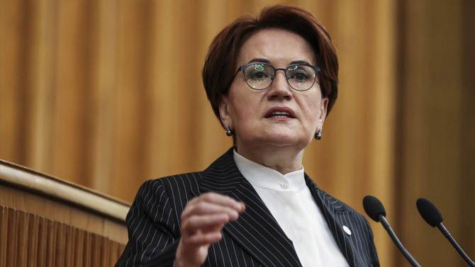 MHP'den Meral Akşener'e ağır benzetme