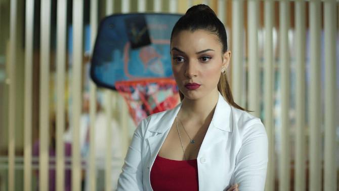 ''Doktor Zeynep'' gönlünü doktora kaptırdı
