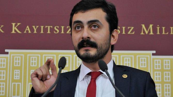 CHP'li Eren Erdem: ''Çıplak aramayı biz de yaşadık''