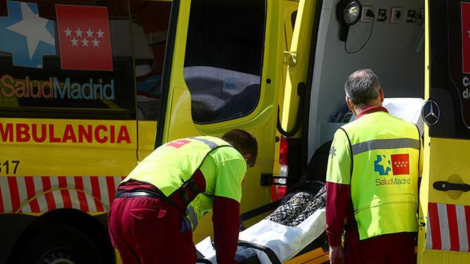 İspanya'da son 24 saatte 254 can kaybı!