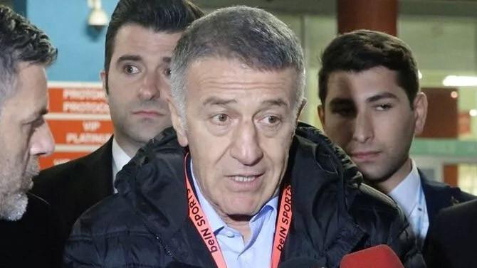 Ahmet Ağaoğlu: TFF'yi FIFA'ya şikayet ediyoruz