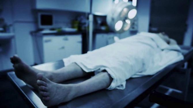 Öldü sanılan adam otopsi sırasında canlandı!