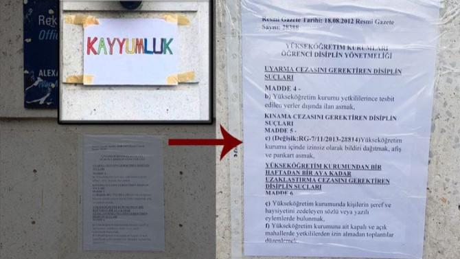 Boğaziçi Üniversitesi'nde ''kayyum''a ceza geliyor!