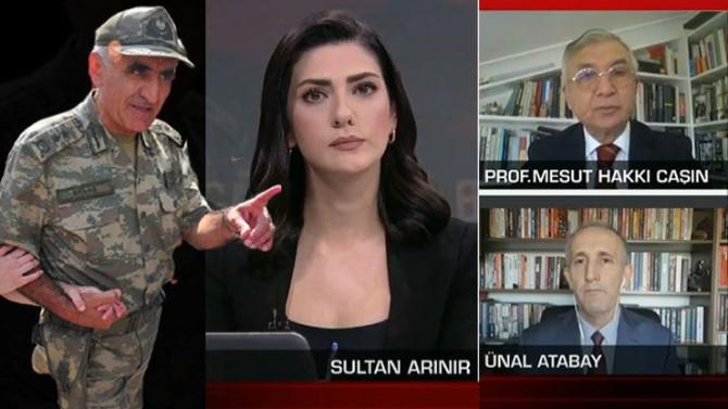 Şehit Korgeneral Erbaş'ı, eski silah arkadaşı anlattı