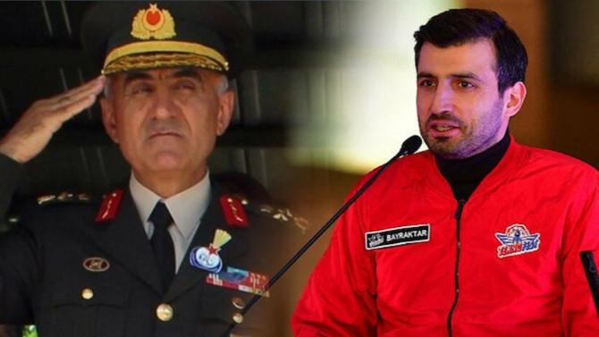 Şehit korgeneralin yerli SİHA'da da imzası varmış