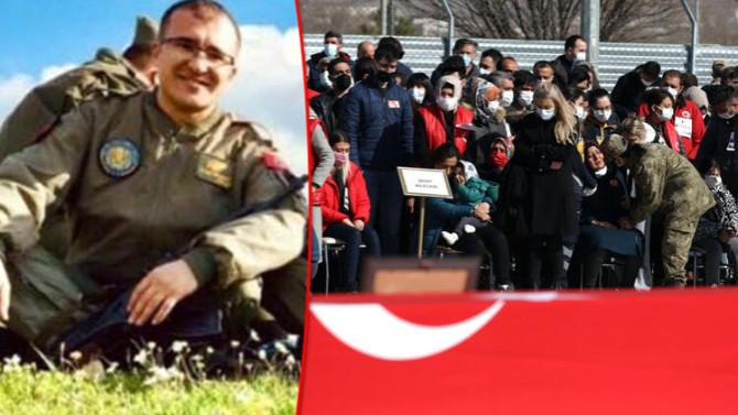 Bitlis şehidi Uzman Çavuş Tolga Demirci'nin vasiyeti ortaya çıktı