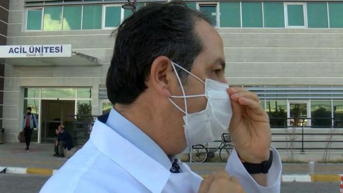 Ezber bozan ''çift maske'' araştırması