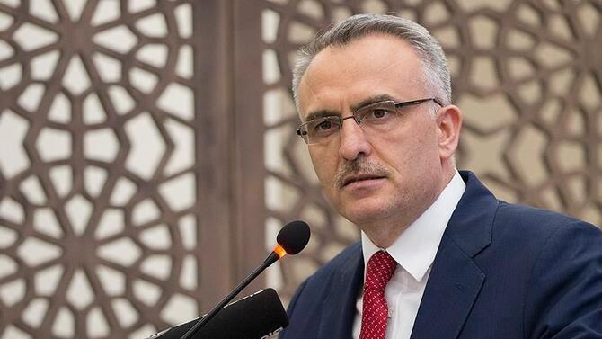 Naci Ağbal'dan ''fiyat istikrarı'' açıklaması