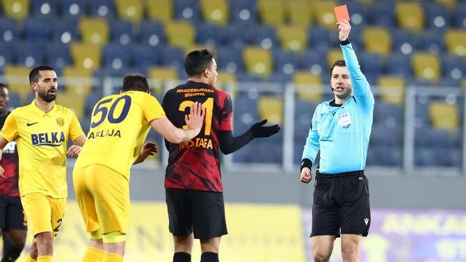 PFDK açıkladı! İşte Mostafa Mohamed'e verilen ceza