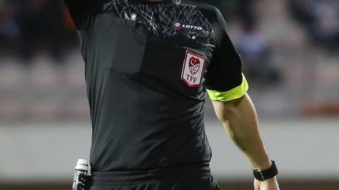 Başakşehir - Beşiktaş maçının hakemi açıklandı