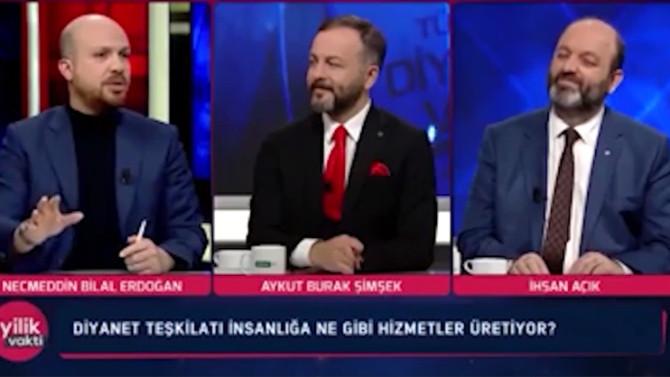 Fakirliğe çareyi Bilal Erdoğan buldu
