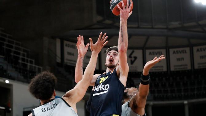 Fenerbahçe Beko, Fransız ASVEL'i yendi