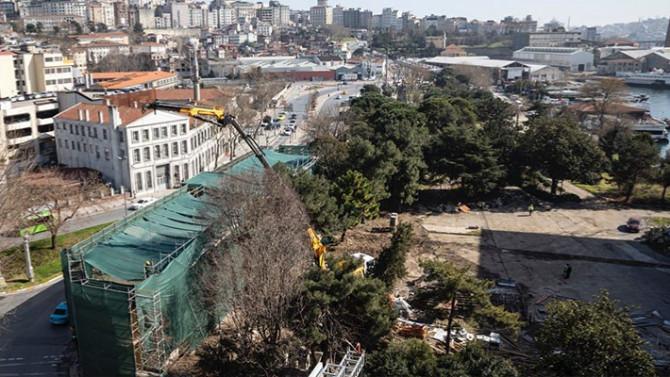 Bakanlık İstanbul'daki Osmanlı mirasını yıkıyor!