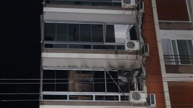 İzmir'de korkutan yangın; belediye başkanı hastanelik oldu