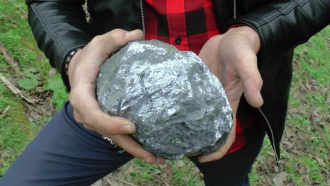 Düzce'ye meteor düştü iddiası!