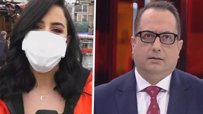 CNN Türk canlı yayınında ikinci küfür şoku!