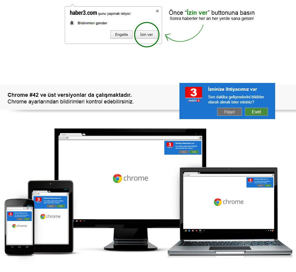 google-chrome-bildirim-sondakika