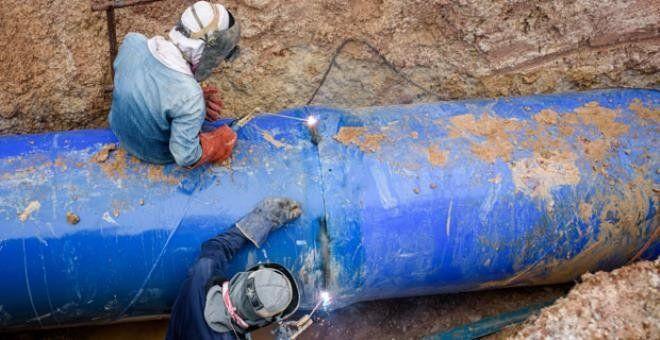 Elektrikçiler yaptıkları kazıda tesadüfen buldu - Resim: 1