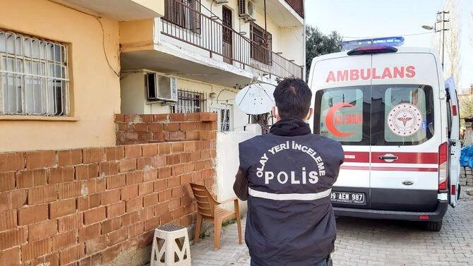 80 yaşındaki adam yalnız yaşadığı evinde kendisini iple astı