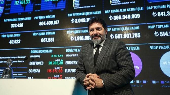 Borsa İstanbul Genel Müdürü Hakan Atilla istifa etti!