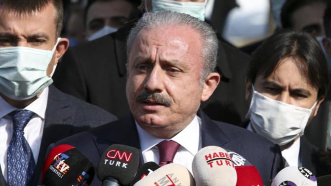 TBMM Başkanı Şentop'tan HDP'li Gergerlioğlu açıklaması