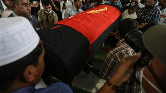 Gözaltındaki Müslüman vekillere işkence ile infaz!