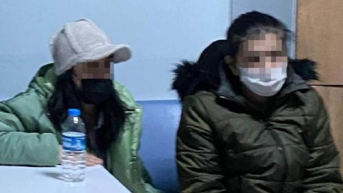 Sağlık çalışanına su şişesiyle saldırdı