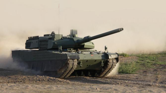 Altay tankı için aranan motor bulundu!