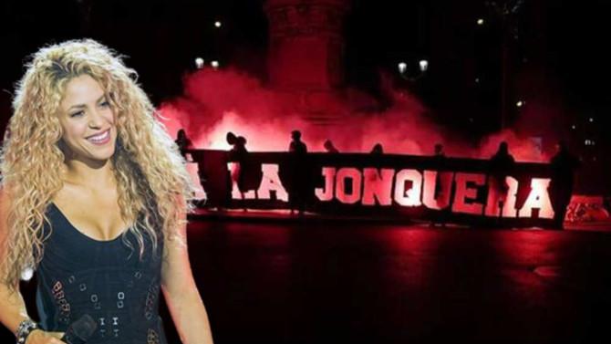 Shakira'ya ahlaksız saldırı