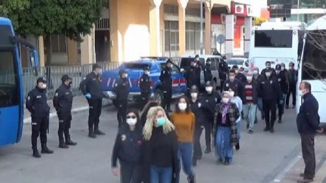 HDP'li milletvekilinin eşi terör operasyonunda tutuklandı!